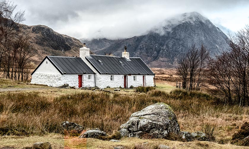 S_HIGHLY COMMENDED – Black Rock Cottage by Tony Luxton LRPS